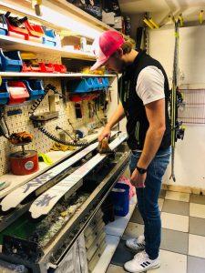 Dein Spezialist für Skiservice in Kassel / Baunatal